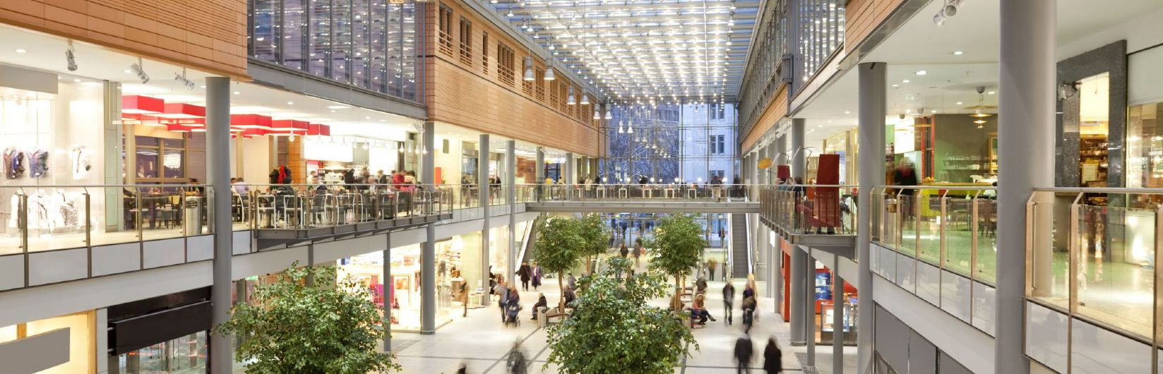 Savills Shopping Centres